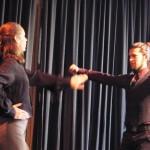 Flamenco dancers!