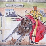 Bullfighting may be controversial, but it's still a part of many Spanish town's traditions including Andalucia and central Spain. It;s not legal in most of Spain anymore (thankfully) but this grisly tradition still is practiced mostly in the south.