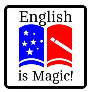 English Is Magic logo