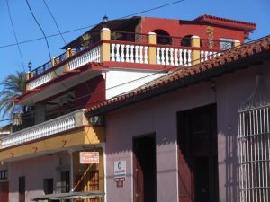 Casa Particular in Cuba - some have great rooftop patios!