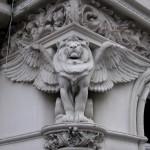 Aslan with Wings!