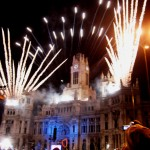 Dia de los Reyes - Jan. 5th - the annual parade through the streets of Madrid.