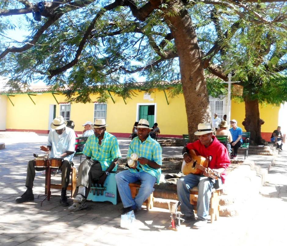 Cuba Musicians